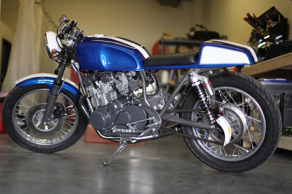 Img X on 1980 Suzuki Gs550 Cafe Racer