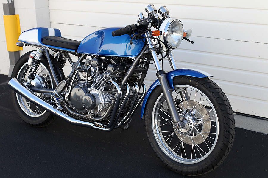 Img on 1980 Suzuki Gs550 Cafe Racer