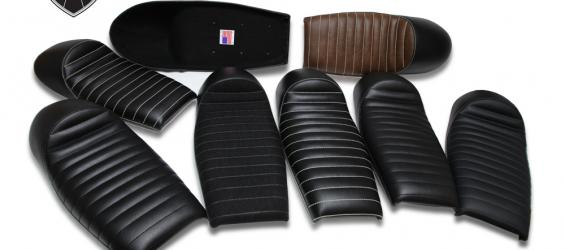 New Cafe Racer Seats In Stock!