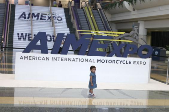 Back from AIMExpo Orlando