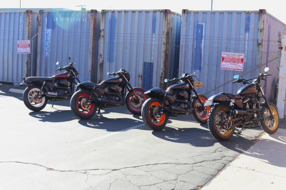 Bikes for Beartooth Harley Davdson in Montana